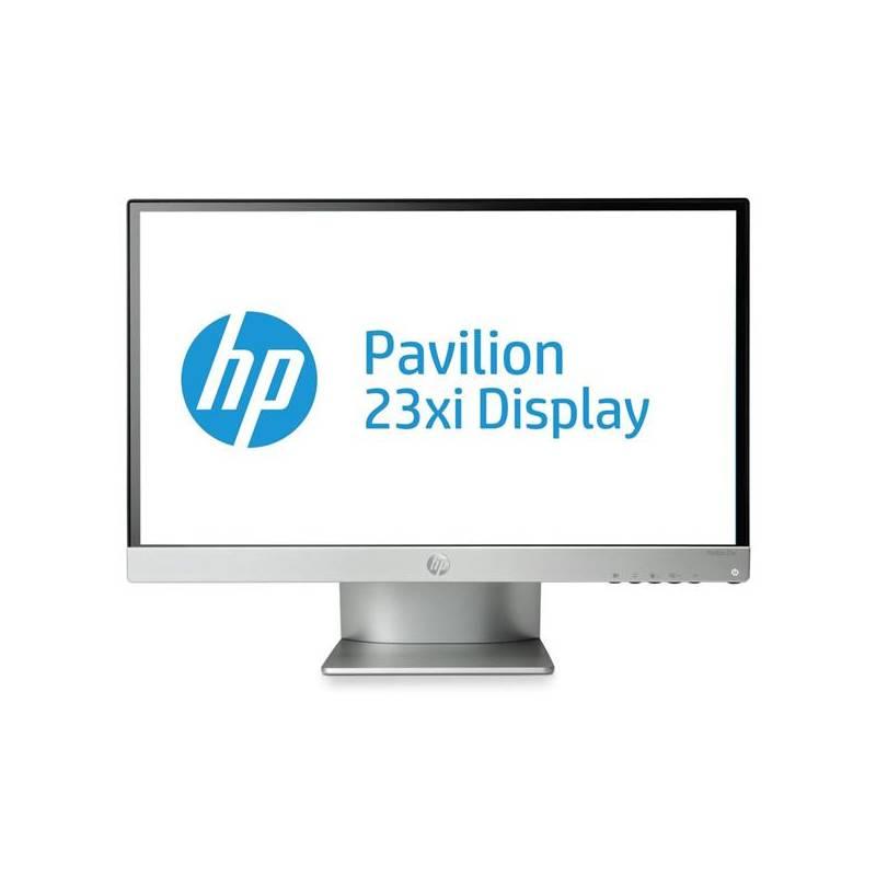 Monitor HP Pavilion 23xi (C3Z94AA#ABB) strieborný