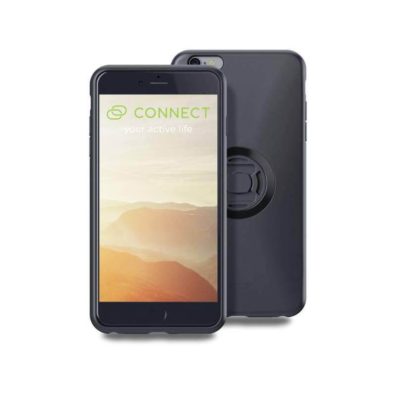 Kryt na mobil SP Connect pro Apple iPhone 6 Plus/ 6S Plus + držáky (53157) čierny