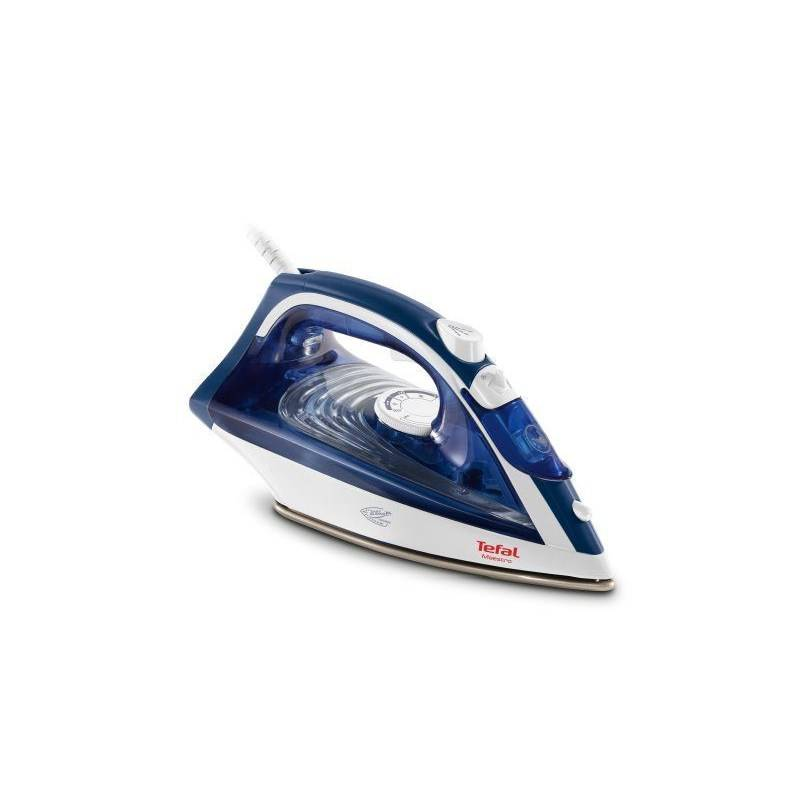 Žehlička Tefal FV1845E0 modrá