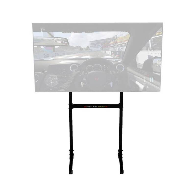 Držák Next Level Racing Standing Single Monitor Stand pro 1 monitor (NLR-A011)