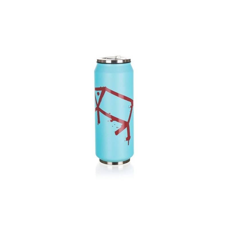 BANQUET Be cool Pig 0,43 l modrá barva