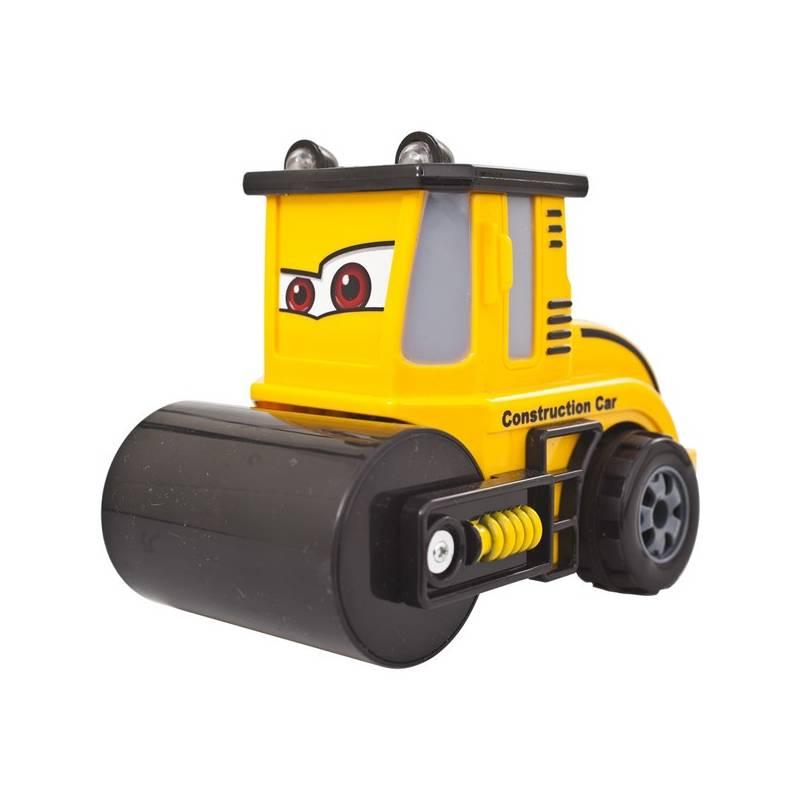 RC auto Buddy Toys BRC 00030 Roller čierne/žlté