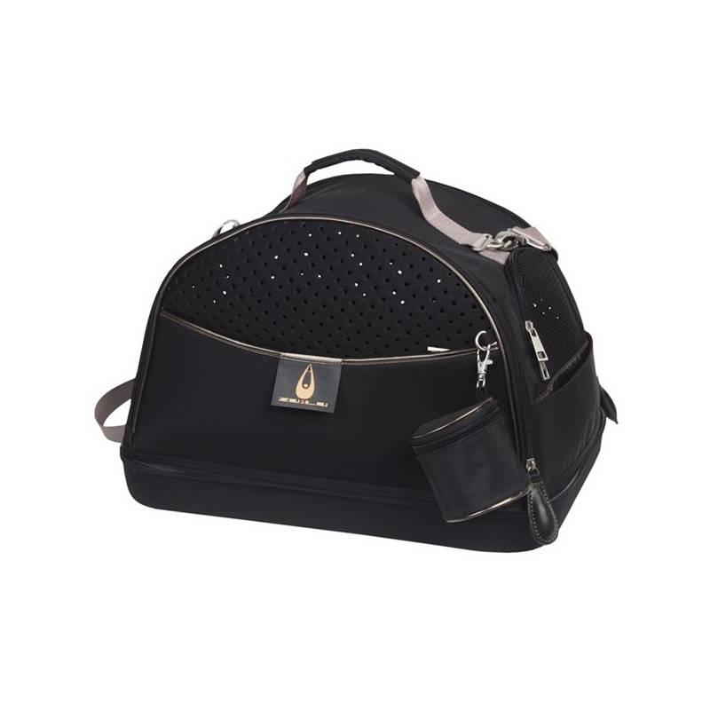 Taška Nobby Alexia 3v1 přepravní taška do 7 kg čierna