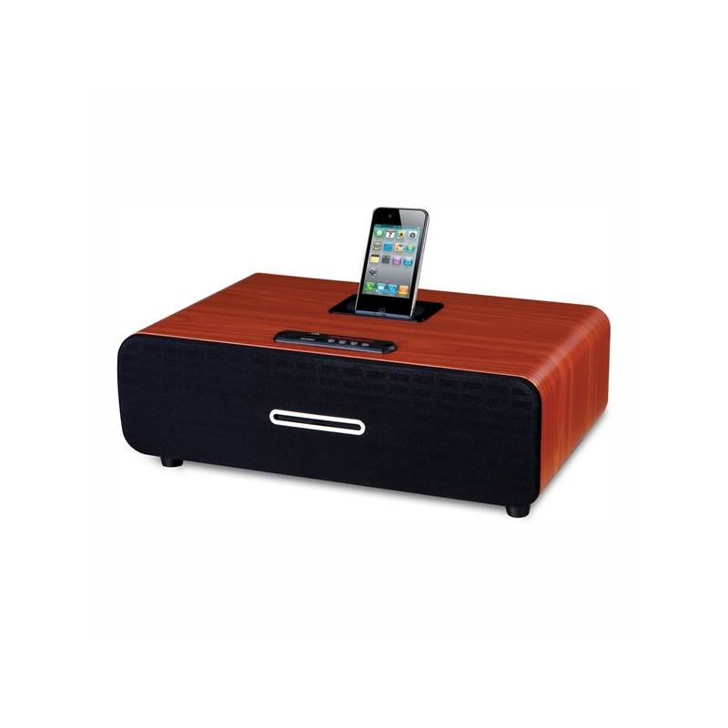 Reproduktory pre MP3 Orava SK RP-400 drevené
