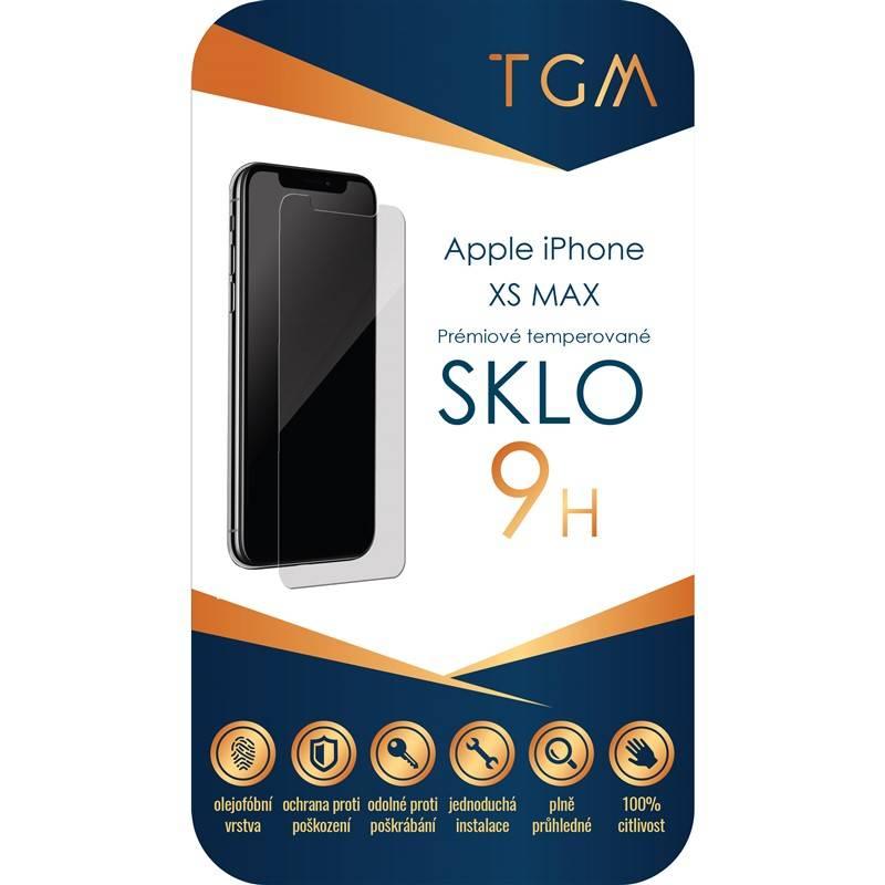 Ochranné sklo TGM pro Apple iPhone Xs Max (TGMIPHOXSM)
