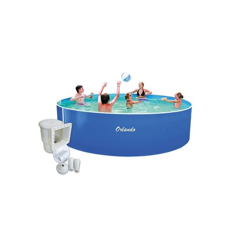 Bazén kruhový Marimex Orlando 3,66x0,91, 10340197 + Doprava zadarmo