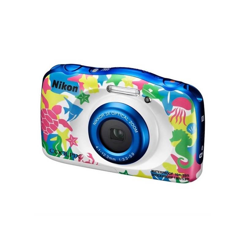 Digitálny fotoaparát Nikon Coolpix W100 BACKPACK KIT (VQA014K001)