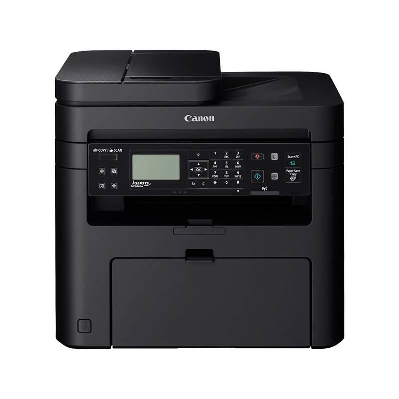 Tlačiareň multifunkčná Canon i-SENSYS MF244dw (1418C017) čierny + Doprava zadarmo