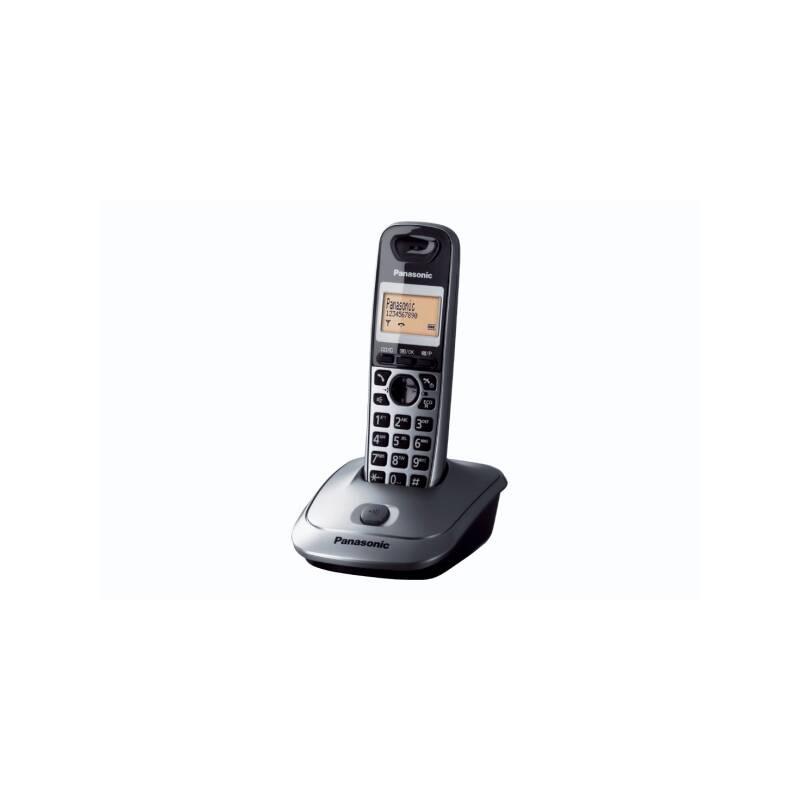 Domáci telefón Panasonic KX-TG2511FXM (KX-TG2511FXM) strieborný