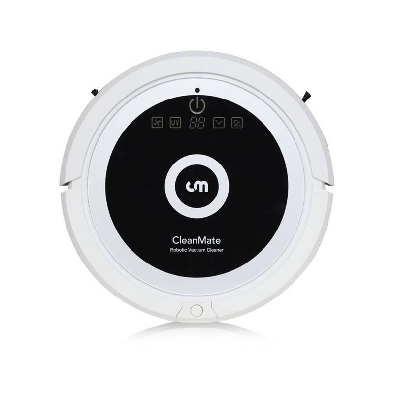Vysávač robotický CleanMate QQ6 biely