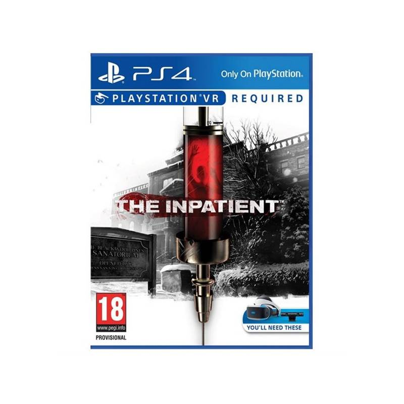 Hra Sony PlayStation VR The Inpatient (PS719966463)