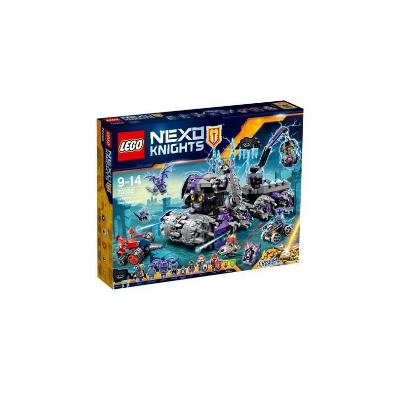 Stavebnica LEGO® NEXO KNIGHTS™ 70352 Jestrovo mobilní ústředí (H.E.A.D) + Doprava zadarmo