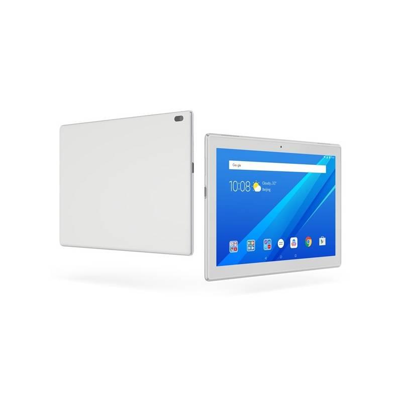 "Tablet Lenovo TAB4 10"" Wi-Fi (ZA2J0028CZ) biely + Doprava zadarmo"