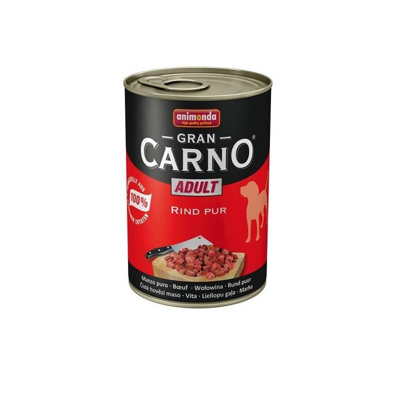 Konzerva Animonda Adult Gran Carno hovězí maso 400g