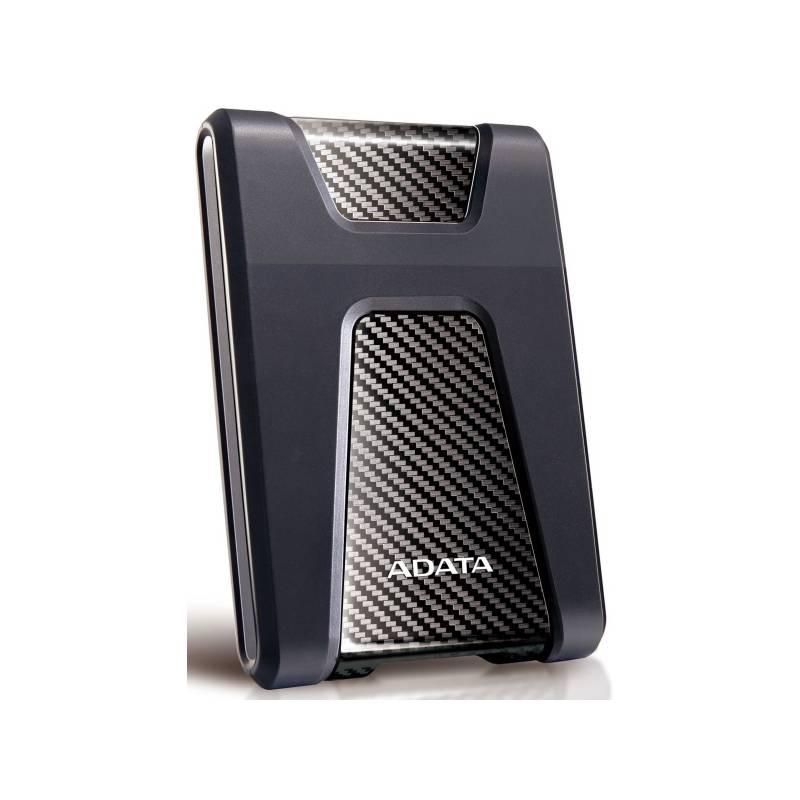 Externý pevný disk ADATA HD650 4TB (AHD650-4TU31-CBK) čierny + Doprava zadarmo