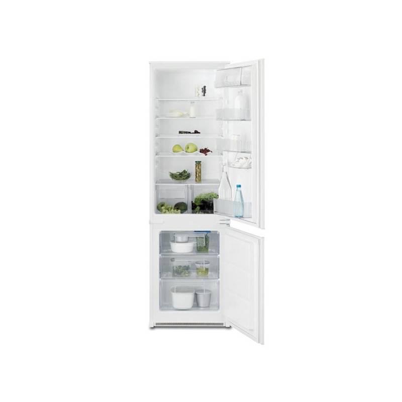 Kombinácia chladničky s mrazničkou Electrolux ENN2800BOW + Doprava zadarmo