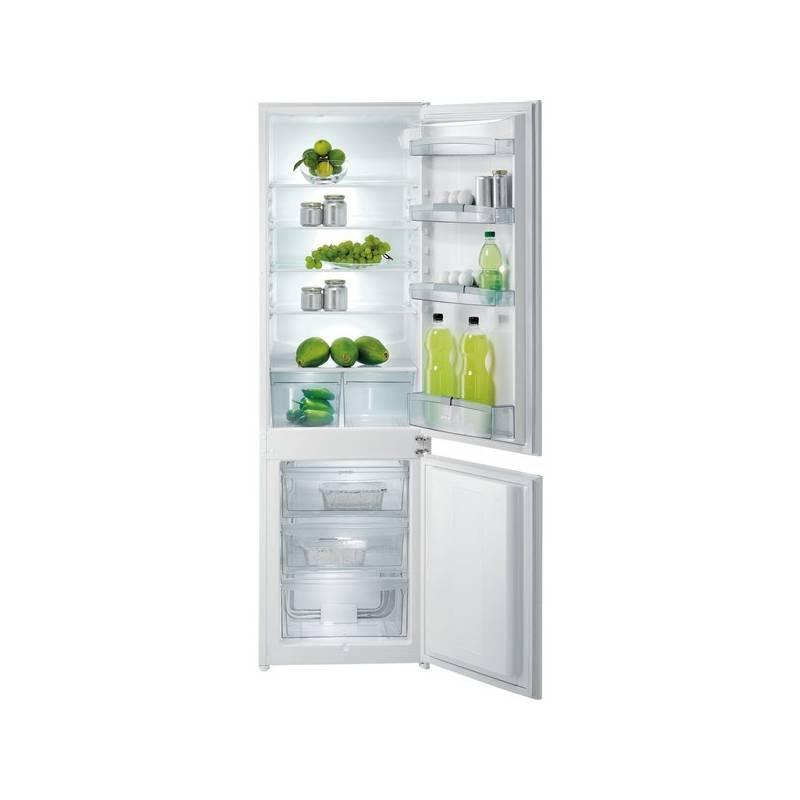 Kombinácia chladničky s mrazničkou Gorenje RCI4181AWV biela/ocel + Doprava zadarmo