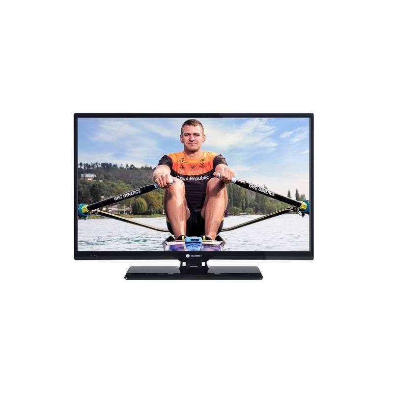 Televize GoGEN TVH 28P266T černá + GoGEN záruka 40 měsíců
