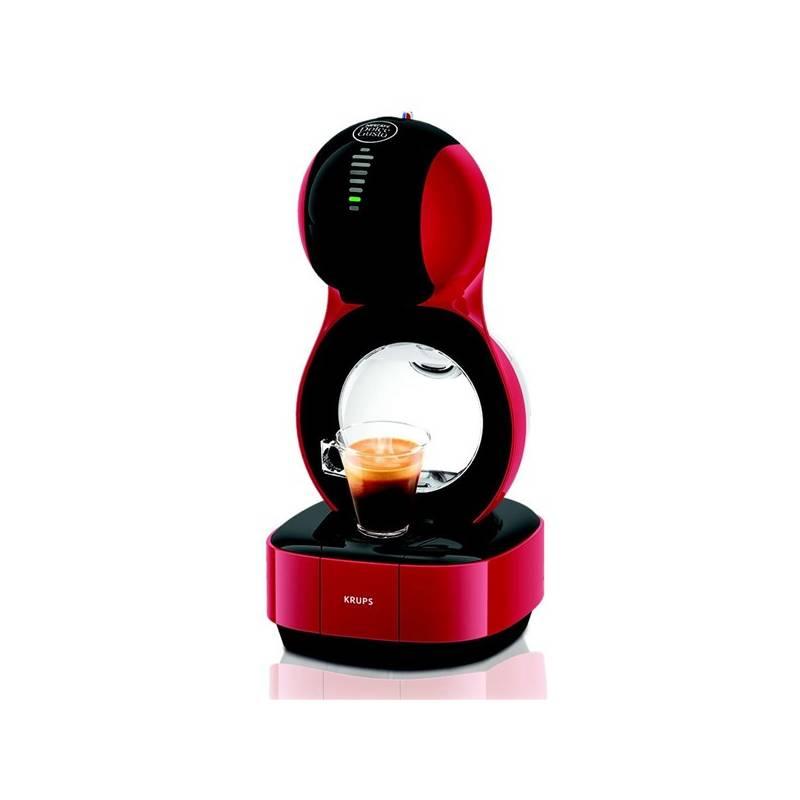 Espresso Krups NESCAFÉ® Dolce Gusto® Lumio KP130531 červené