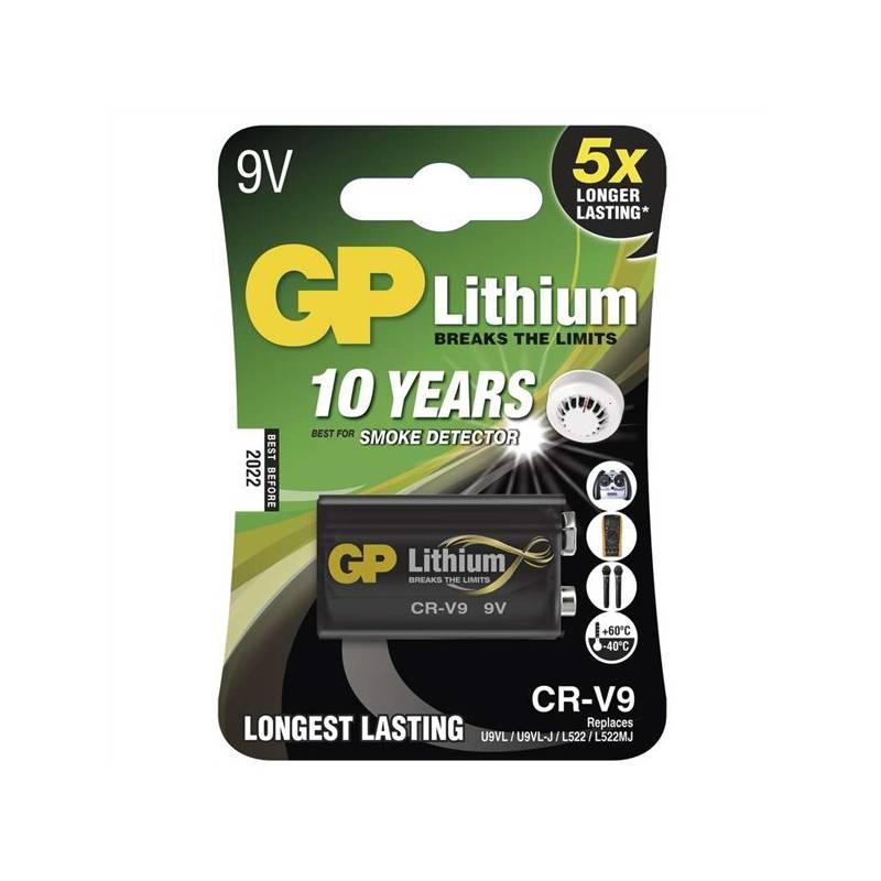 Batéria GP CR-V9, lithiová (1022000911)