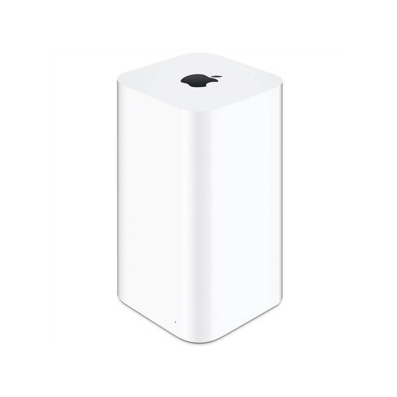 Sieťové úložište Apple Airport Time Capsule 802.11AC 3TB (ME182Z/A) biele + Doprava zadarmo