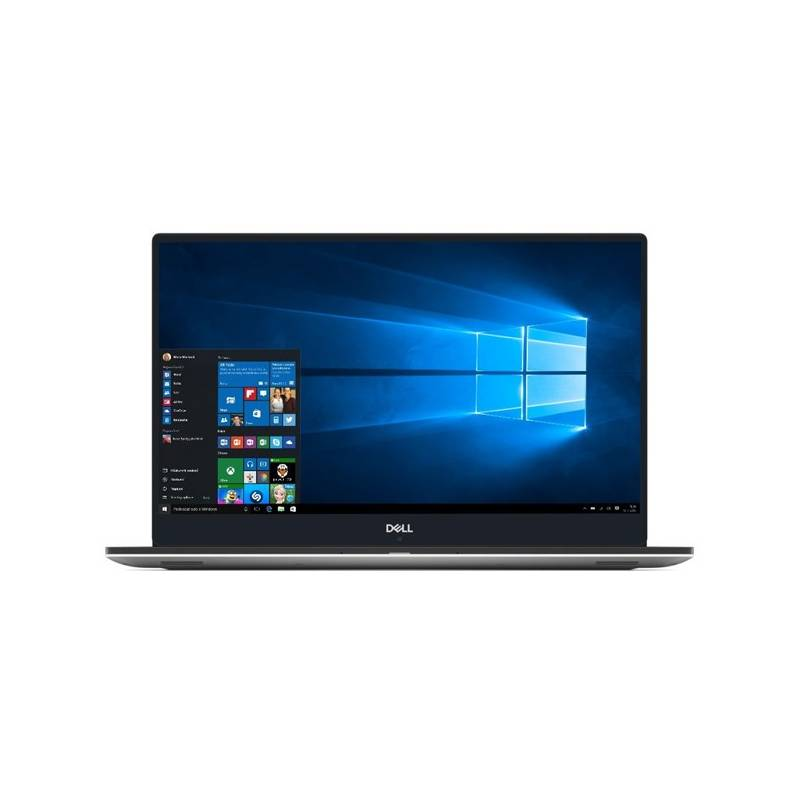 Notebook Dell XPS 15 (9570) (9570-37116) strieborný + Doprava zadarmo