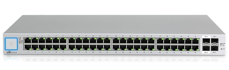 Switch Ubiquiti UniFi US-48 (US-48) + Doprava zadarmo