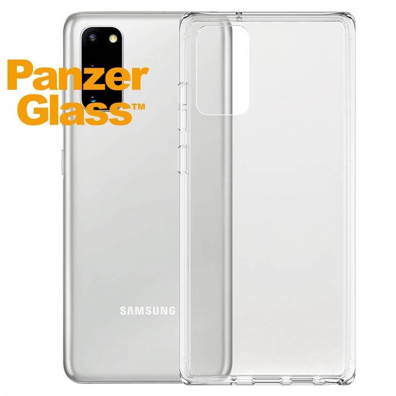 Kryt na mobil PanzerGlass AntiBacterial na Samsung Galaxy Note20 (0254) priehľadný