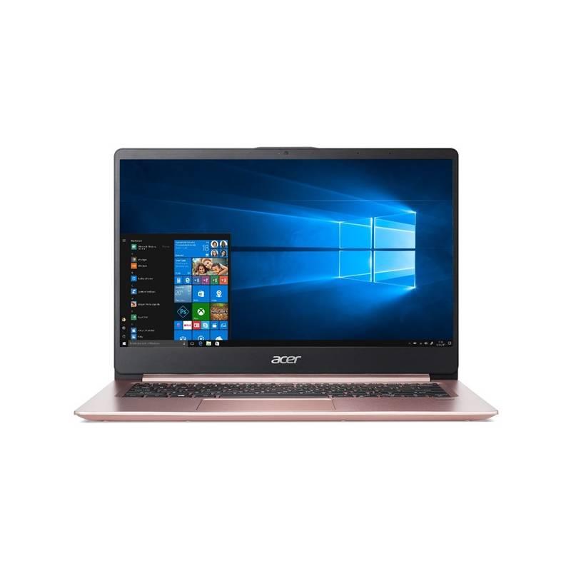 Notebook Acer Swift 1 (SF114-32-P80E) (NX.GZMEC.001) růžový
