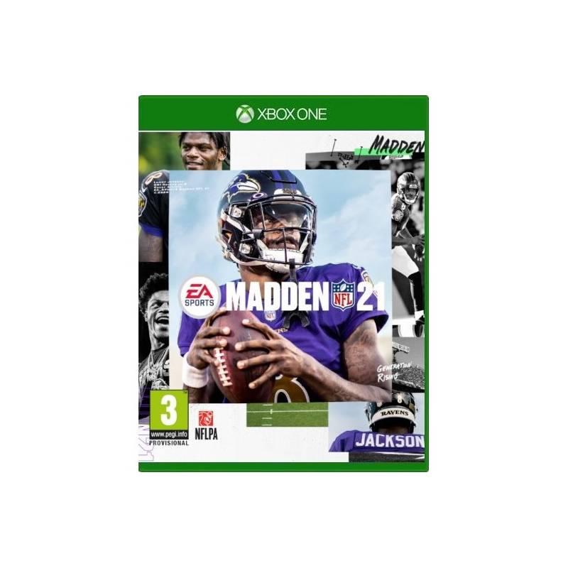 Hra EA Xbox One Madden NFL 21 (EAX348420) + Doprava zadarmo