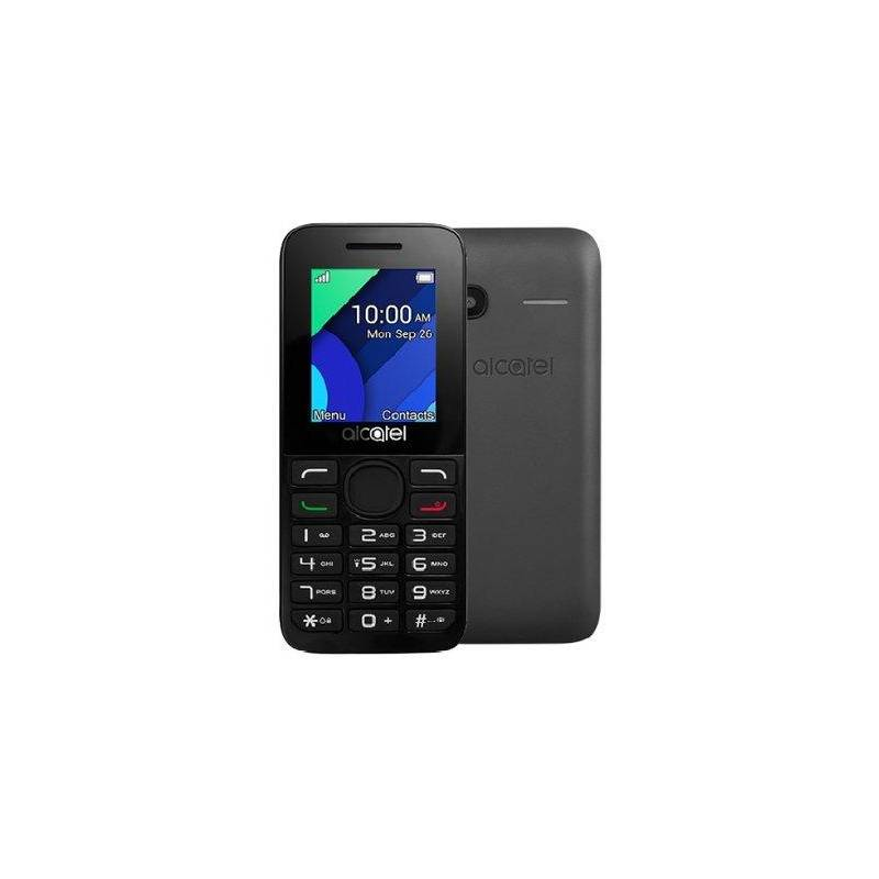 Mobilný telefón ALCATEL 1054D (1054D-3AALCZ1) sivý