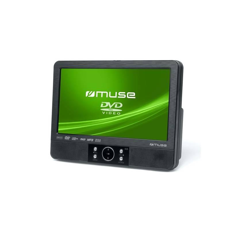 DVD prehrávač MUSE M-995CVB čierny