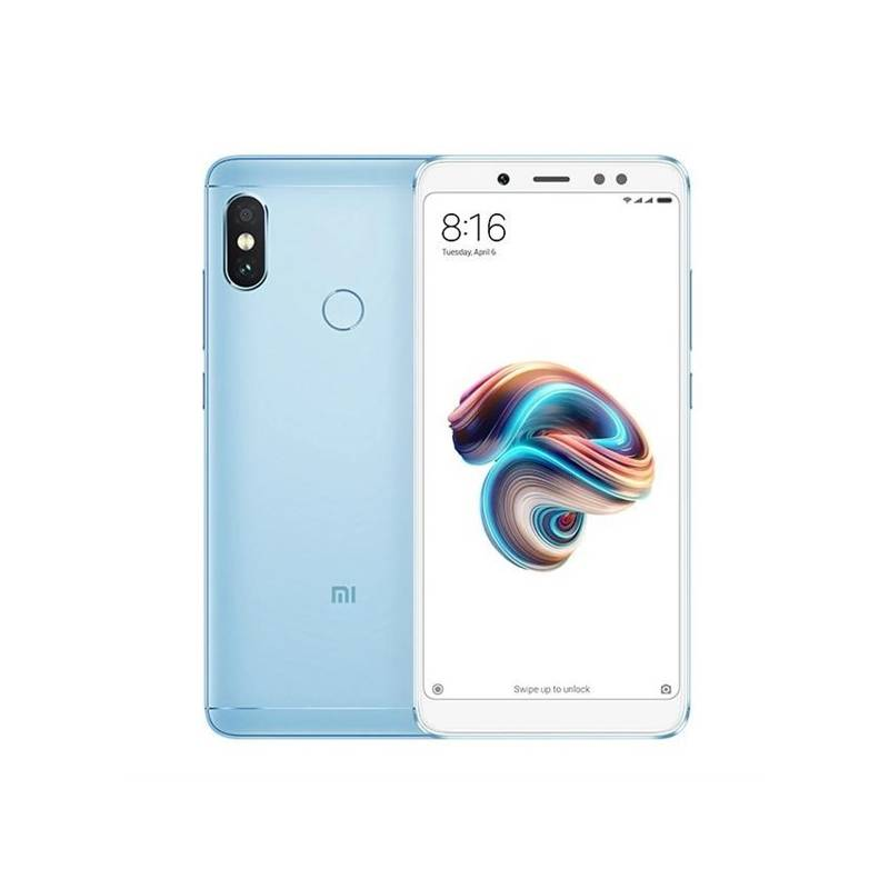 Mobilný telefón Xiaomi Redmi Note 5 64 GB (18139) modrý Software F-Secure SAFE, 3 zařízení / 6 měsíců (zdarma)