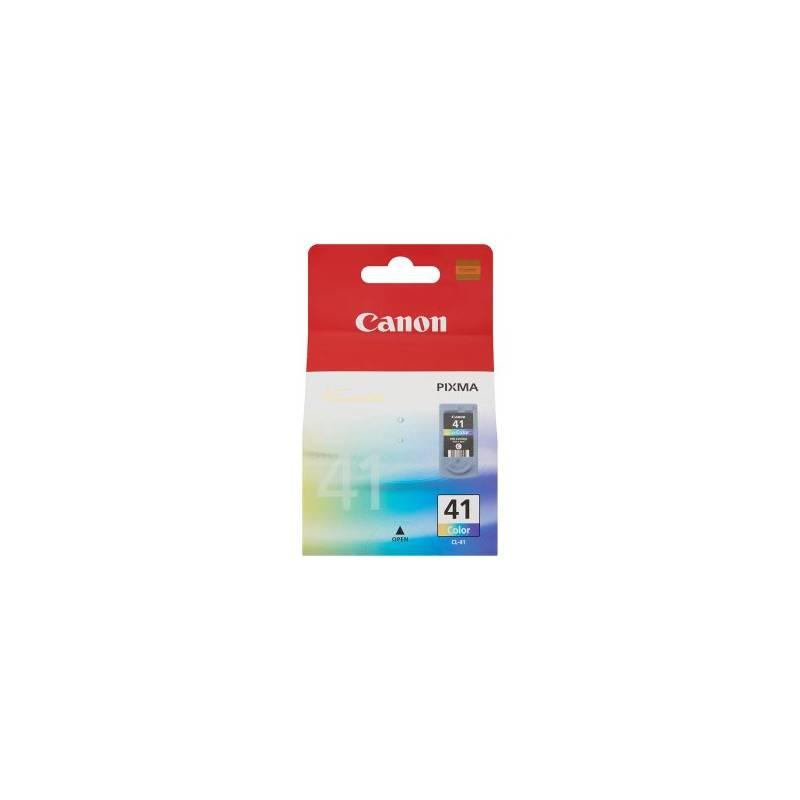 Cartridge Canon CL-41C, 312 stran, CMY - originální (0617B001)