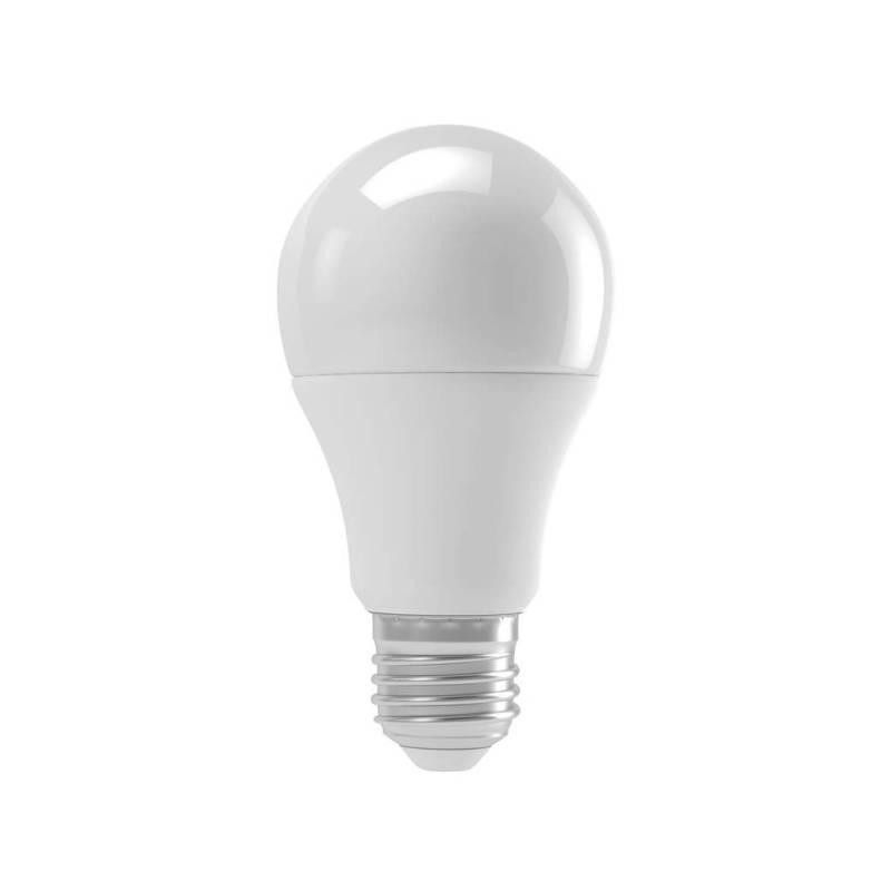 LED žiarovka EMOS klasik, 8W, E27, teplá bílá (1525733200)