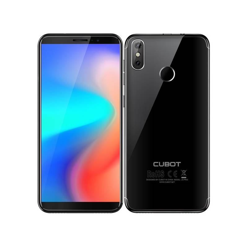 Mobilný telefón CUBOT J3 Pro Dual SIM (PH3912) čierny