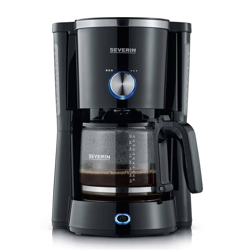 Kávovar Severin KA 4820 čierny