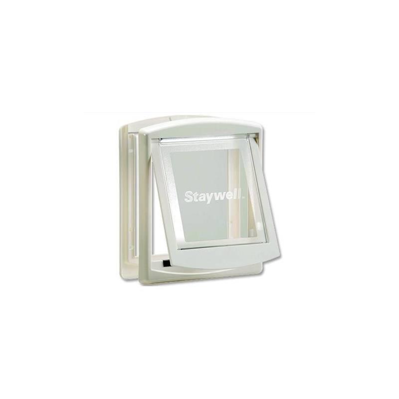 Dvierka Staywell s transparentním flapem 715