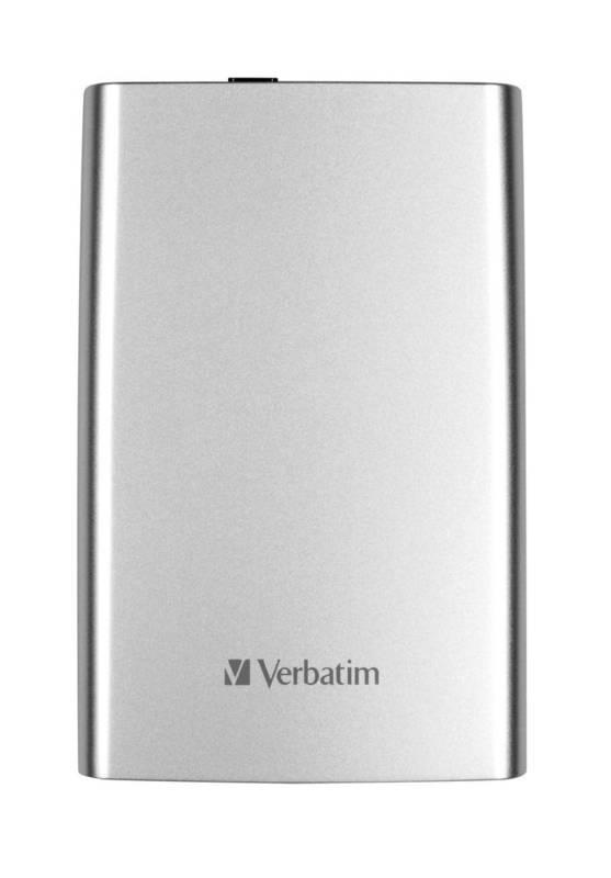 Externý pevný disk Verbatim Store 'n' Go 1TB (53071) strieborný