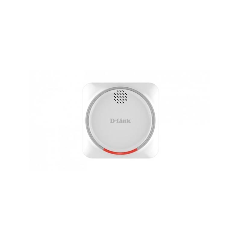 Siréna D-Link DCH-Z510 mydlink Home, napájení z baterie (DCH-Z510) biele