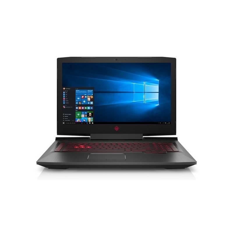 Notebook HP Omen 17-an011nc (1VA73EA#BCM) čierny Software F-Secure SAFE, 3 zařízení / 6 měsíců (zdarma)Monitorovací software Pinya Guard - licence na 6 měsíců (zdarma) + Doprava zadarmo