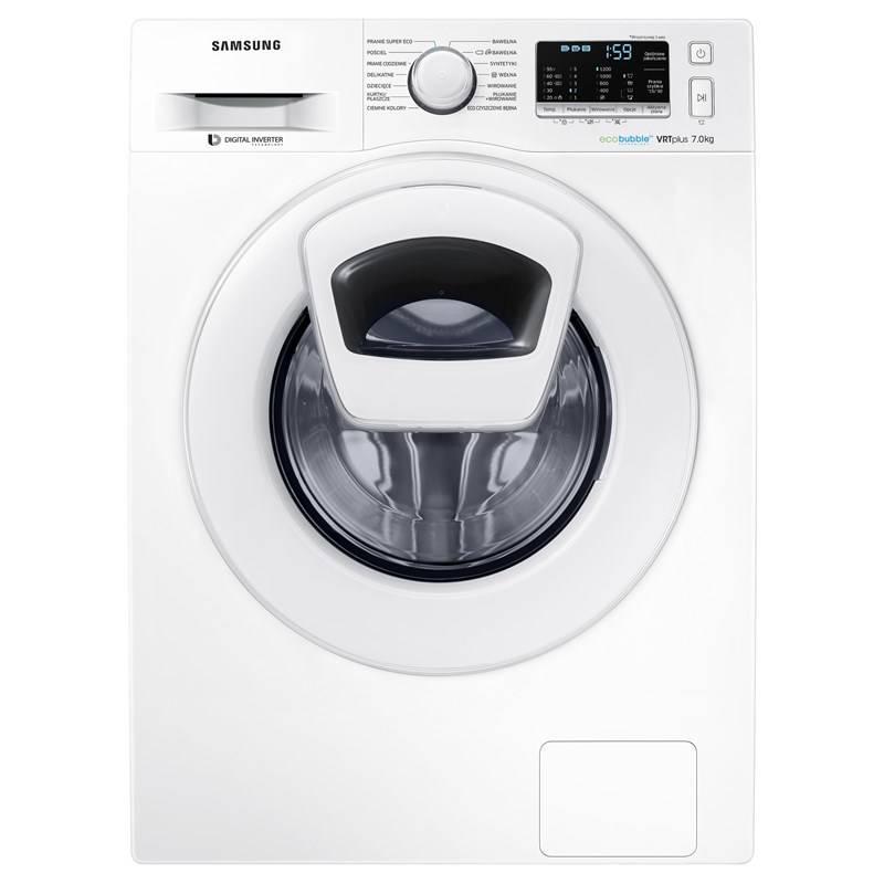 Automatická práčka Samsung WW70K5210XW/LE biela + Doprava zadarmo