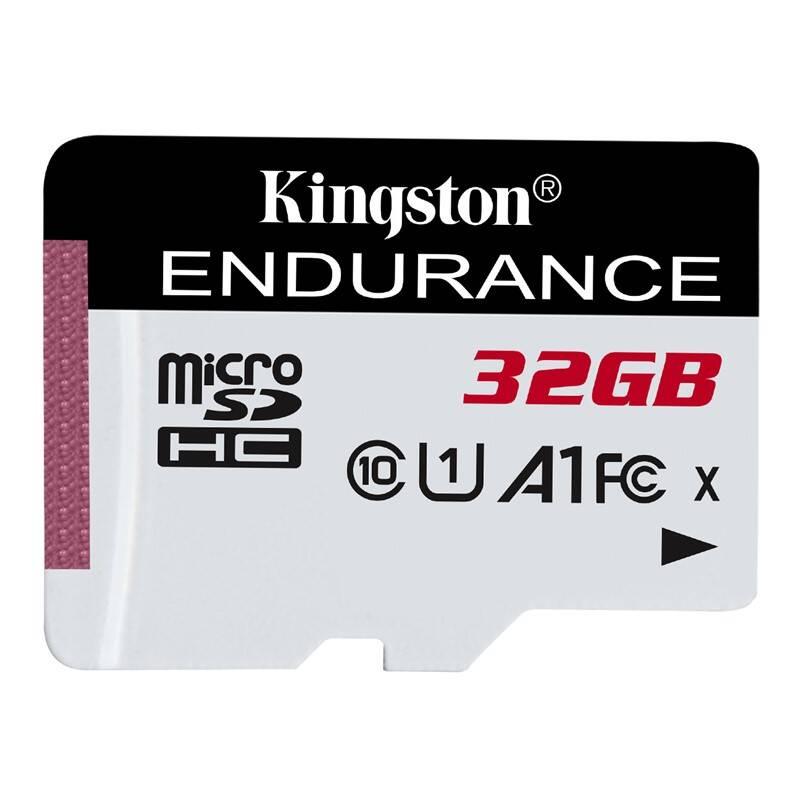Pamäťová karta Kingston Endurance microSDHC 32GB (95R/30W) (SDCE/32GB)