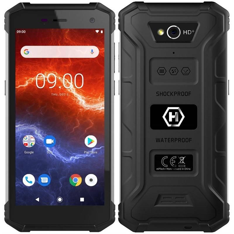 Mobilný telefón myPhone Hammer Energy 2 (TELMYAHENER2LBK) čierny + Doprava zadarmo