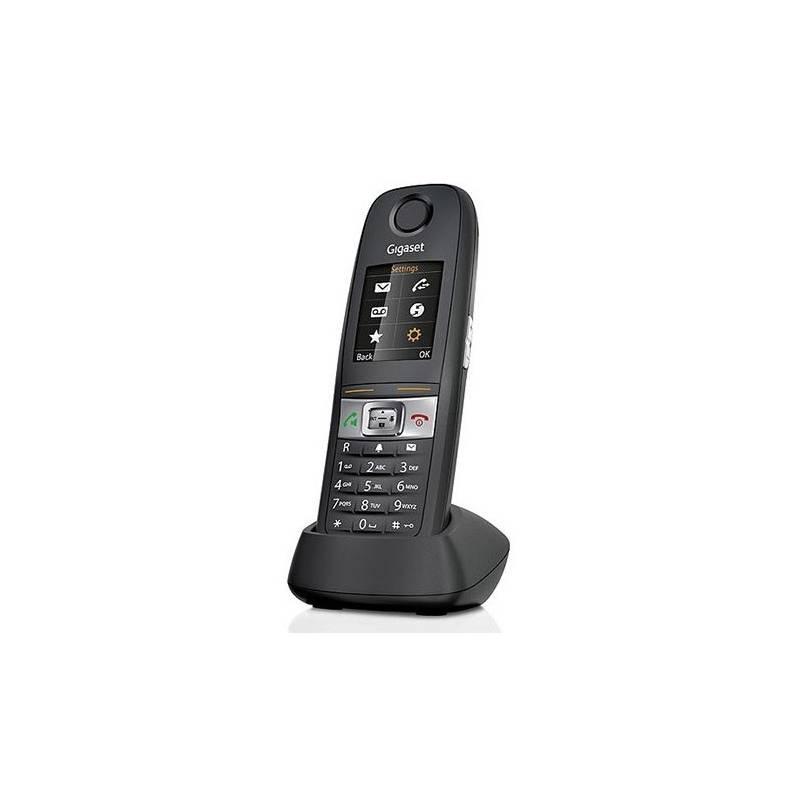 Domáci telefón Siemens Gigaset E630 (S30852-H2503-R601) čierny