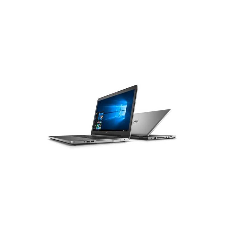 Notebook Dell Inspiron 17 5759 (N4-5759-N2-511S) strieborný + Doprava zadarmo