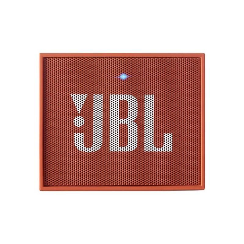 Prenosný reproduktor JBL GO oranžový