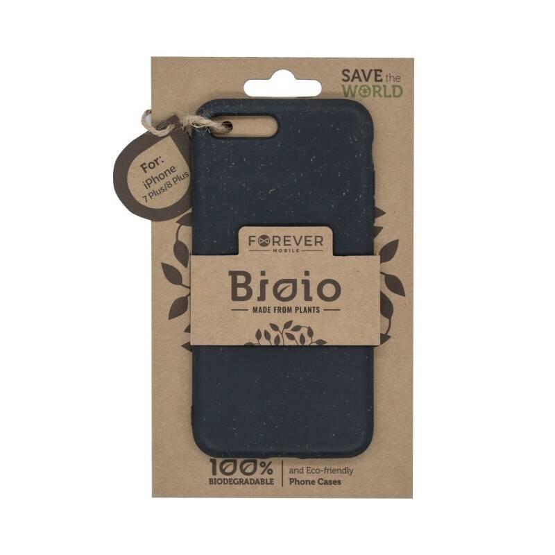 Kryt na mobil Forever Bioio na Apple iPhone 7 Plus/8 Plus (HOUAPIP7PL8PLBIOBK) čierny
