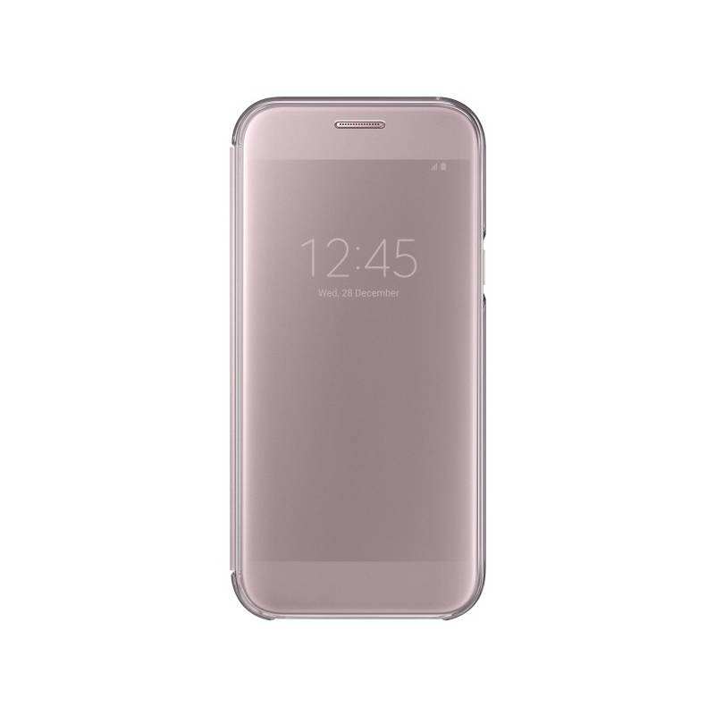 Puzdro na mobil flipové Samsung Clear View pro Galaxy A5 2017 (EF-ZA520C) 0268f35067c