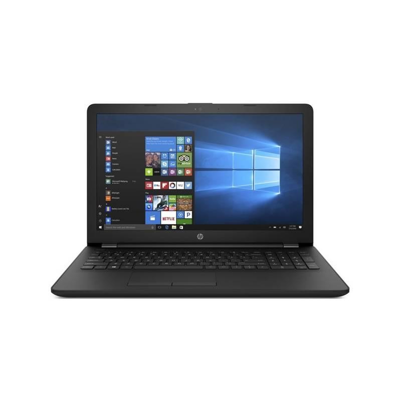 Notebook HP 15-ra065nc (3LG24EA#BCM) čierny + Doprava zadarmo